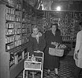 Le premier magasin self-service à Prague - Zizkov, photo: CTK