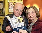 Josef Protiva and Pavla Pečínková, photo: CTK