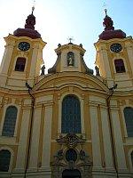 Kirche in  Hejnice (Foto: Kristýna Maková)