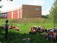 Sluňákov - centrum ekologických aktivit města Olomouce