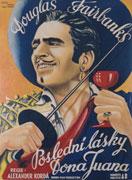 Plakát kfilmu Don Juan