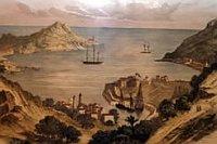 Порт Виллафранк в прошлом