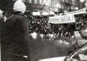 Narodni Straße, 17. November 1989