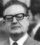 Salvador Allende, foto: Wikimedia Commons Free Domain
