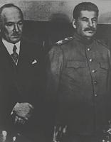 Бенеш и Сталин