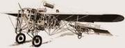 Aeroplane of Jan Kaspar - Bleriot