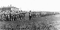 Czechoslovak legionnaires in Russia, photo: Public Domain