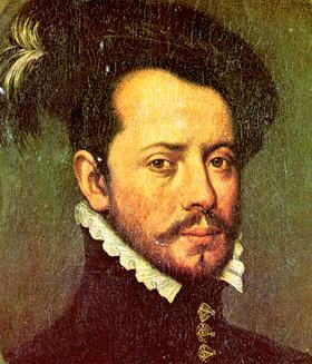 Hernán Cortés, foto: Public Domain