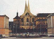 Emaus-Kloster nach der Erneuerung (1966-69)