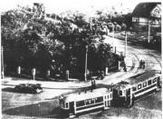 Место покушения на Рейнхарда Гейдриха в 1942 году