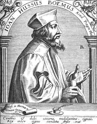 Wer War Jan Hus