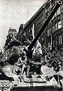 Красная Армия в Праге