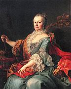 Baron Von Der Trenck Maria Theresia