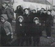 The expulsion of Sudeten Germans