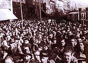 Demonstrations in Prague, 1939