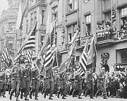 The liberation of Pilsen in 1945