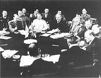 Potsdamer Abkommen (Foto: Public Domain)