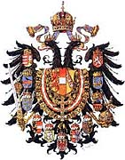 Wappen der K. u. k. Monarchie