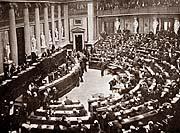 Reichsrat in Wien