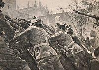 Bürgerkrieg in Spanien (Foto: Michail Koltsow, Free Domain)