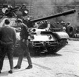 Август 1968 года в Праге