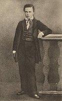 Tomáš Masaryk als Student