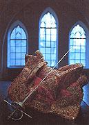 La silla y la espada de Wallenstein