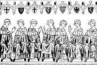Los príncipes electores del Sacro Imperio