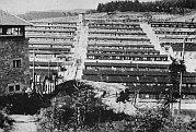 KZ-Flossenbürg in 1945 (Foto: www.wikimedia.org)