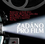 """CD """"Zadáno pro film"""" – """"Reserviert für den Film"""""""