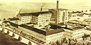 The Petrof factory at the beginning of 20th century