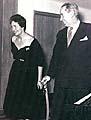 Zdena Vincíková y Eman Fiala