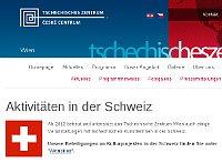 Schweiz.TschechischesZentrum.at