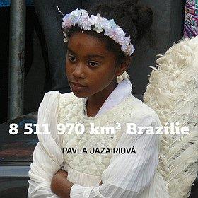 8 511 970 km2 Brasil