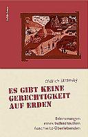 """Oldřich Stránský: """"Es gibt keine Gerechtigkeit auf Erden"""" (Foto: Verlag Böhlau)"""