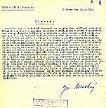 Výpověď Milana Kundery, foto: ABS Archiv