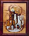 Kožený obraz od Jana Brabence, foto: www.atelierjan.at