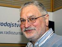 Иржи Пернес (Фото: Шарка Шевчикова, Чешское радио)