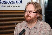 Michal Plavec (Foto: Šárka Ševčíková, Tschechischer Rundfunk)