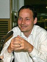 Jiří František Potužník, photo: Alžběta Švarcová, ČRo