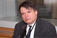 Jan Rychlík, photo: Šárka Ševčíková, ČRo