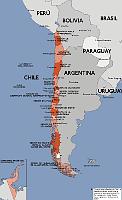 La República de Chile, fuente: Sansculotte, Wikimedia Creative Commons 3.0