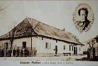 Gustav Mahlers Geburtshaus in Kaliště