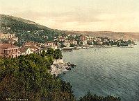 Opatija (Foto: Library of Congress, Free Domain)