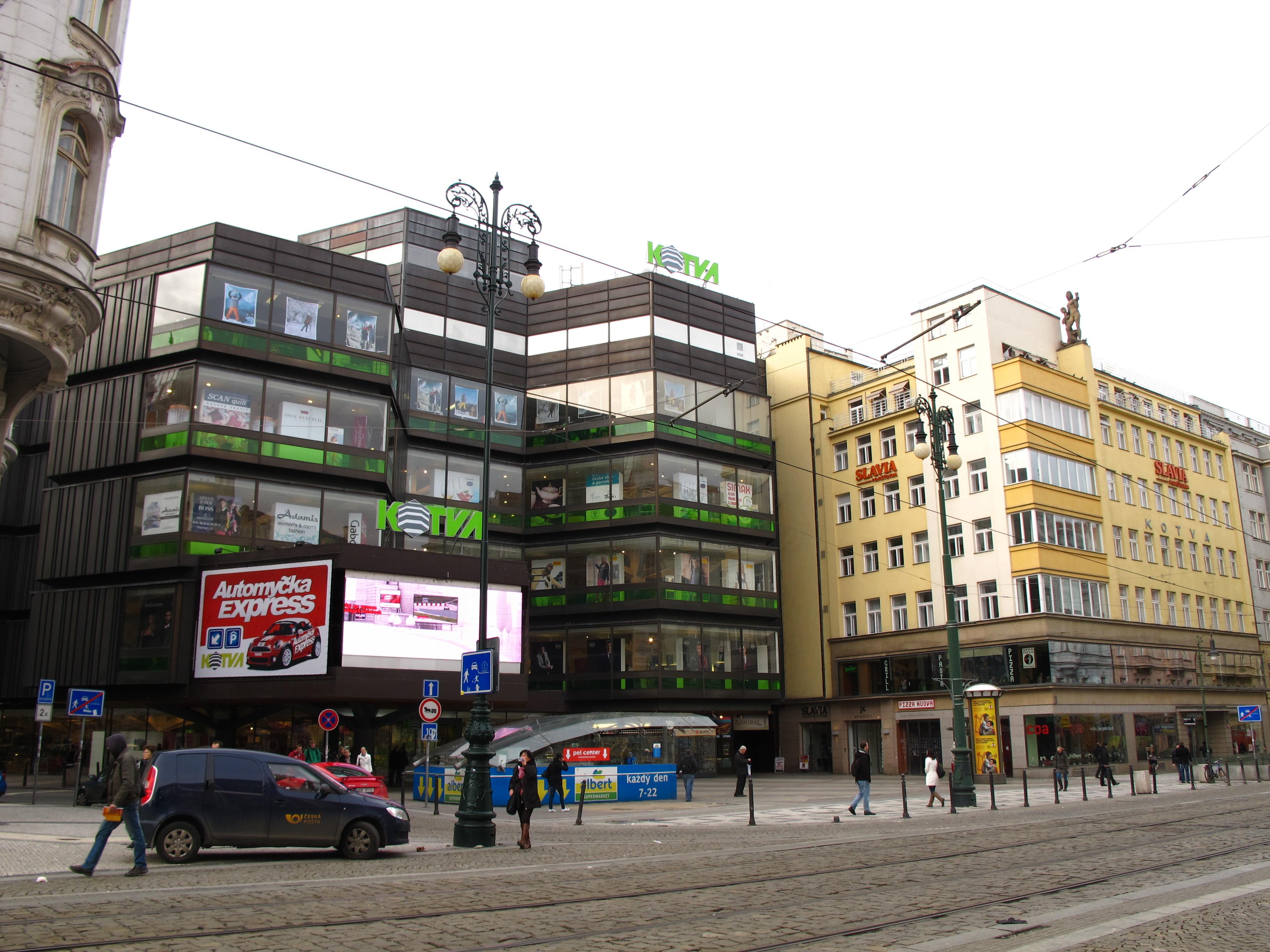 Kotva Prag