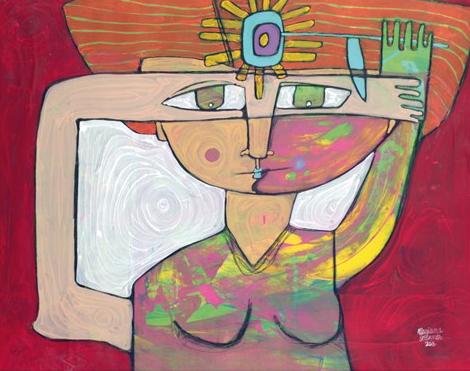Resultado de imagen para Pinturas de María Sellanes