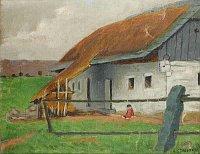 Herbert Masaryk: Bauernhaus