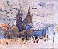 La place de la Vieille Ville 1908