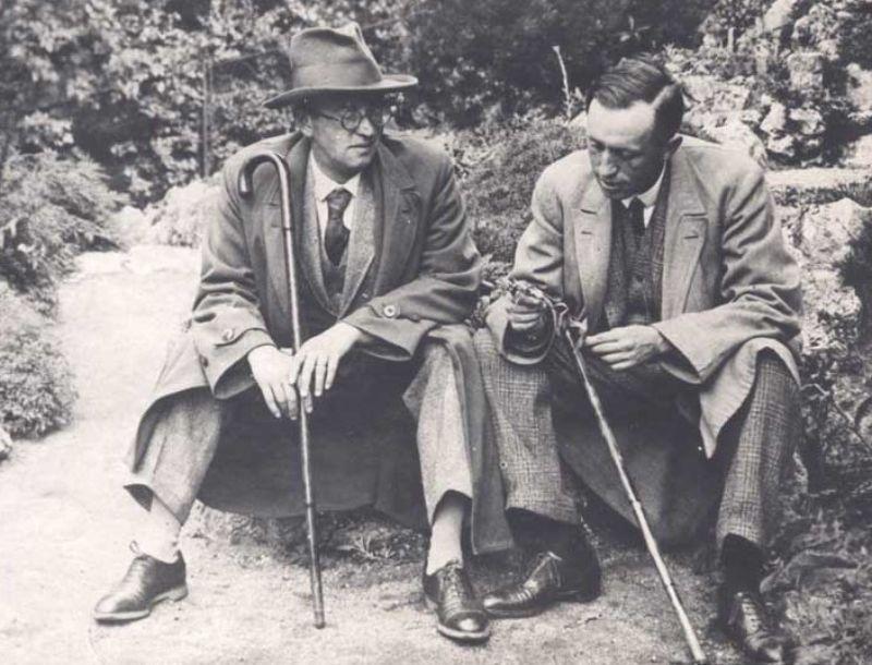 Josef et Karel Čapek, photo: public domain