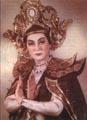 Milada Subrtová como Turandot